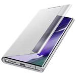 Mynd af Samsung Note20 Ultra ClearViewCover Silfur N986