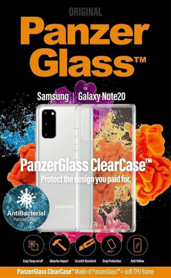 Mynd af PanzerGlass ClearCase Note20 Hulstur N981