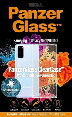 Mynd af PanzerGlass ClearCase Note20 Ultra Hulstur N986