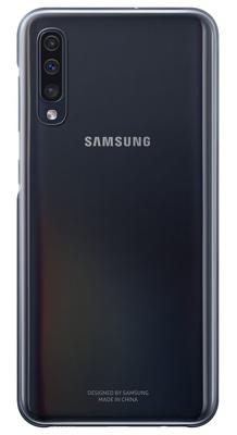 Mynd af Samsung A50 Hulstur Svart A505