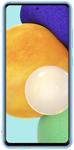 Mynd af Samsung A52 Silicone Cover Blátt A525