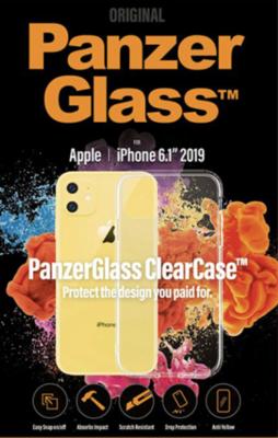 Mynd af PanzerGlass ClearCase Hulstur iPhone 11