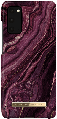 Mynd af iDeal S20 Golden Plum Fashion Case