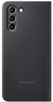 Mynd af Samsung S21 Smart Clear View Cover Svart G991