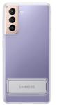 Mynd af Samsung S21+ Clear Standing Cover Glært G996