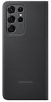 Mynd af Samsung S21 Ultra Smart Clear View Cover Svart G998