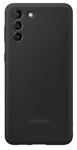 Mynd af Samsung S21 Silicone Cover Svart G991