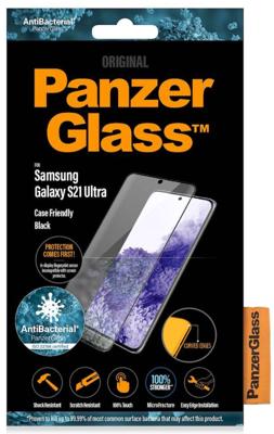 Mynd af PanzerGlass Samsung S21 Ultra Töskuvænt G998
